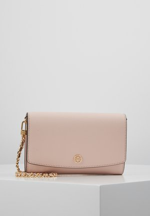 ROBINSON CHAIN WALLET - Borsa a tracolla - shell pink