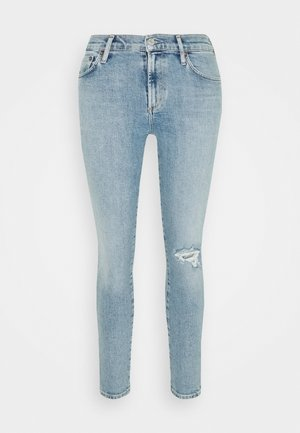 SOPHIE ANKLE - Jeansy Skinny Fit - playback light indigo