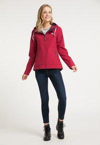 Schmuddelwedda - Outdoor jacket - rot - 1