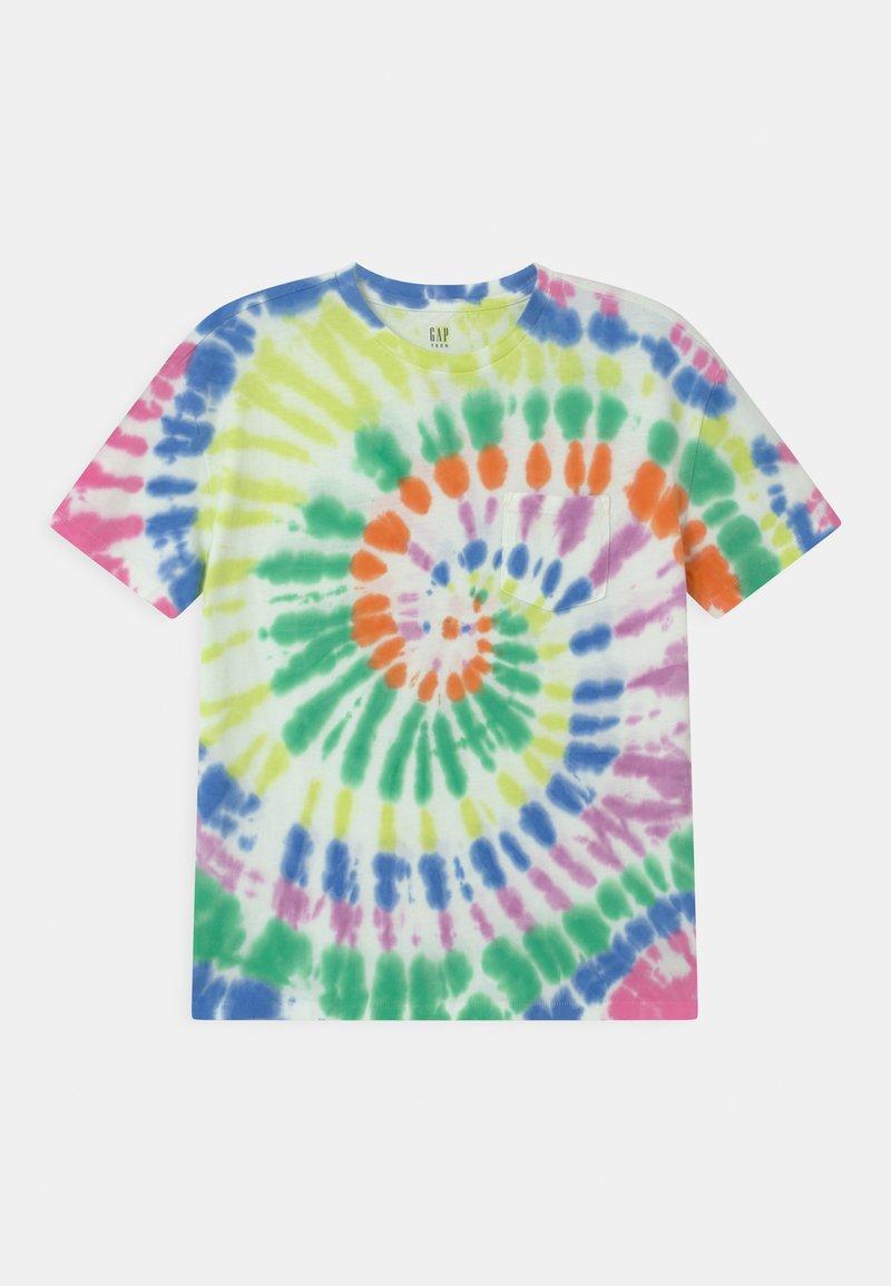 GAP - BOY  - Print T-shirt - multi-coloured