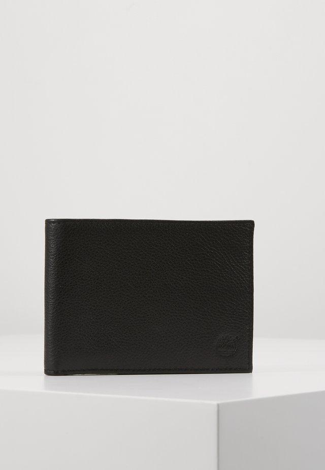 MAN WALLET BIFOLD - Portafoglio - black