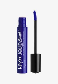 Nyx Professional Makeup - LIQUID SUEDE CREME LIPSTICK - Liquid lipstick - 17 jet set - 0