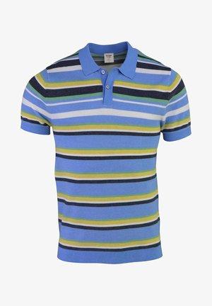Polo shirt - multi-coloured