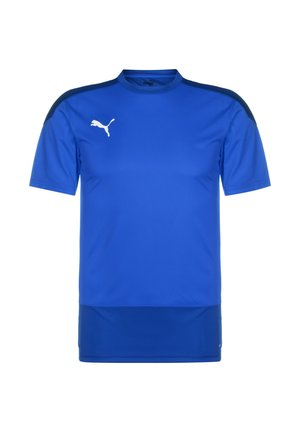 TEAMGOAL 23 TRAININGSSHIRT HERREN - T-shirts print - electric blue lemonade / team power blue