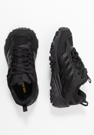 M-MOAB FST LOW WTRPF - Hiking shoes - black
