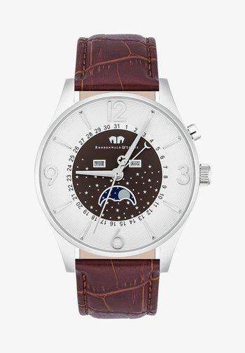 MOONTIME  - Watch - braun
