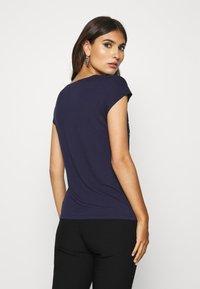 Anna Field - Print T-shirt - evening blue - 2