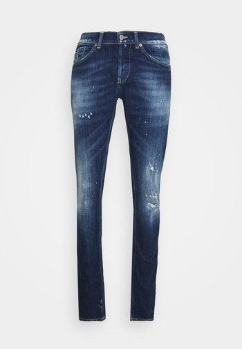 GEORGE PANT - Jeans Skinny Fit - blue