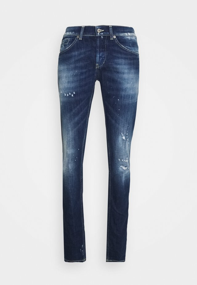 Jeans Skinny - blue
