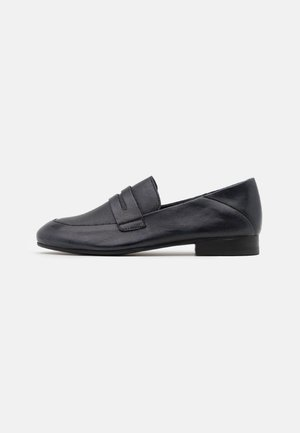 MELISSA - Nazouvací boty - tamponada black