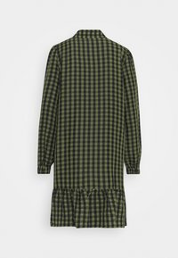 Freequent - Shirt dress - olive mix - 1