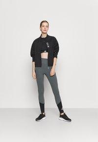 adidas Performance - Collants - grey/black/white - 1