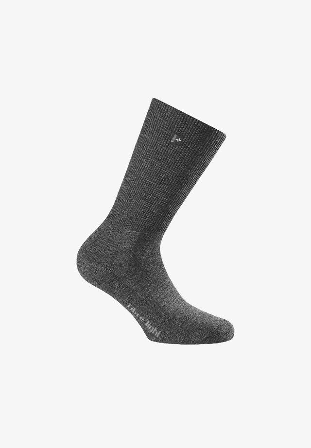 Socks - anthrazit