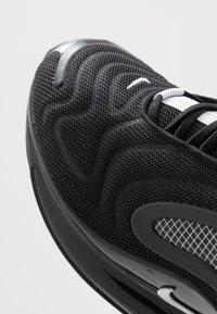 Nike Sportswear - AIR MAX 720 RVL - Sneakers - black/white - 5