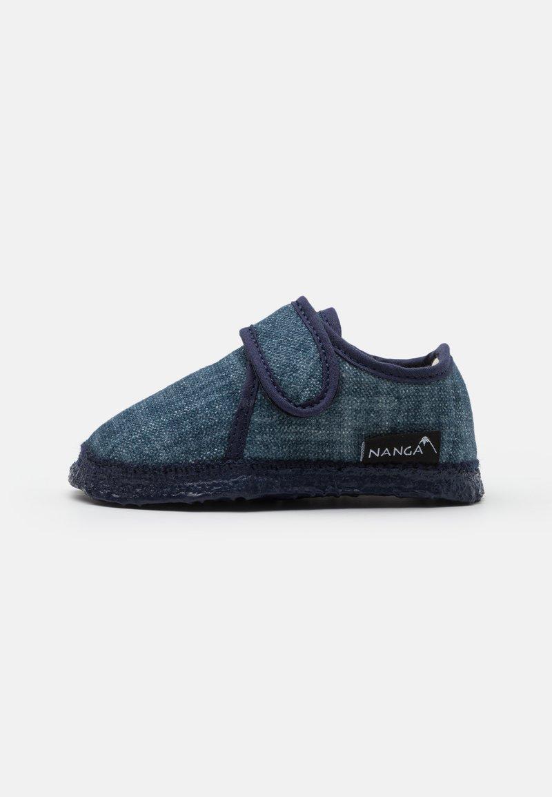 Nanga - OTTILIE UNISEX - Domácí obuv - blue