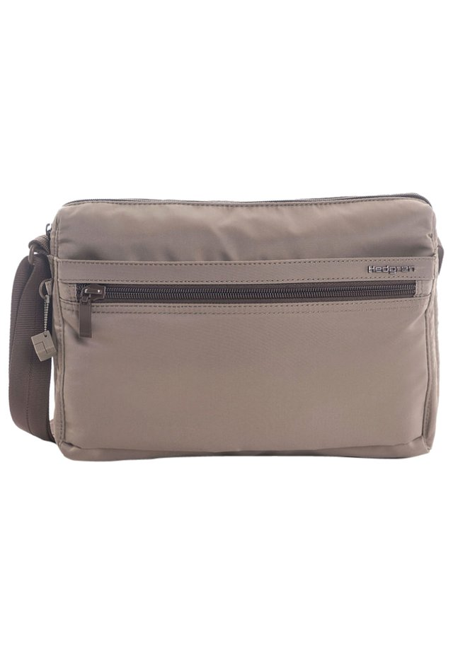 INNER CITY EYE M UMHÄNGETASCHE RFID 29 CM - Across body bag - sepia brown2