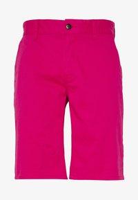 bright cerise pink
