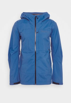 HIGHLINE STRETCH SHELL - Hardshelljacke - ultra blue