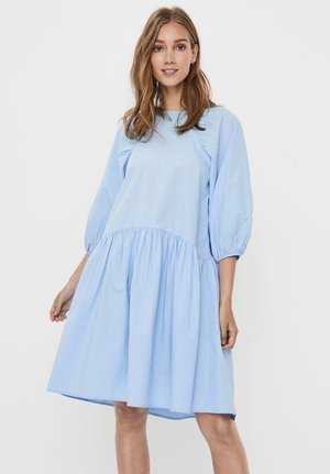 Day dress - placid blue
