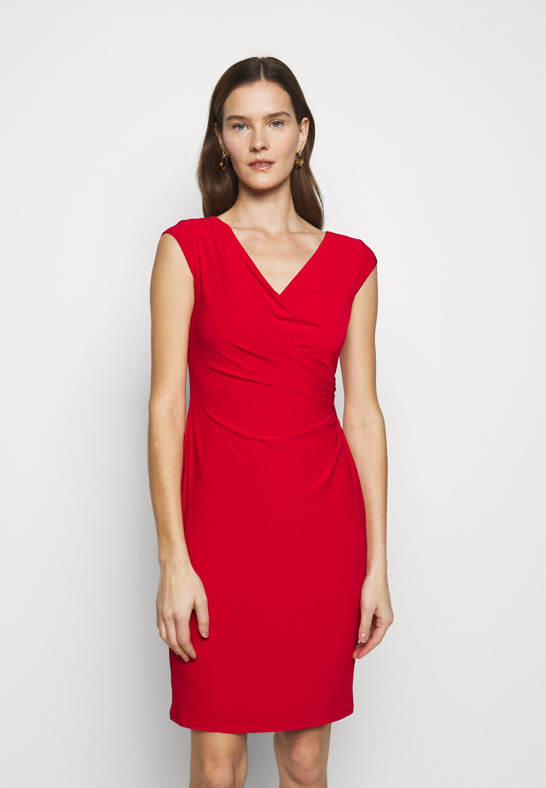 Mujer MID WEIGHT DRESS - Vestido de tubo