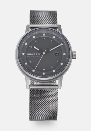 UNISEX - Reloj - gunmetal