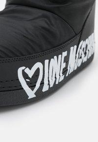 Love Moschino - Winter boots - nero - 6