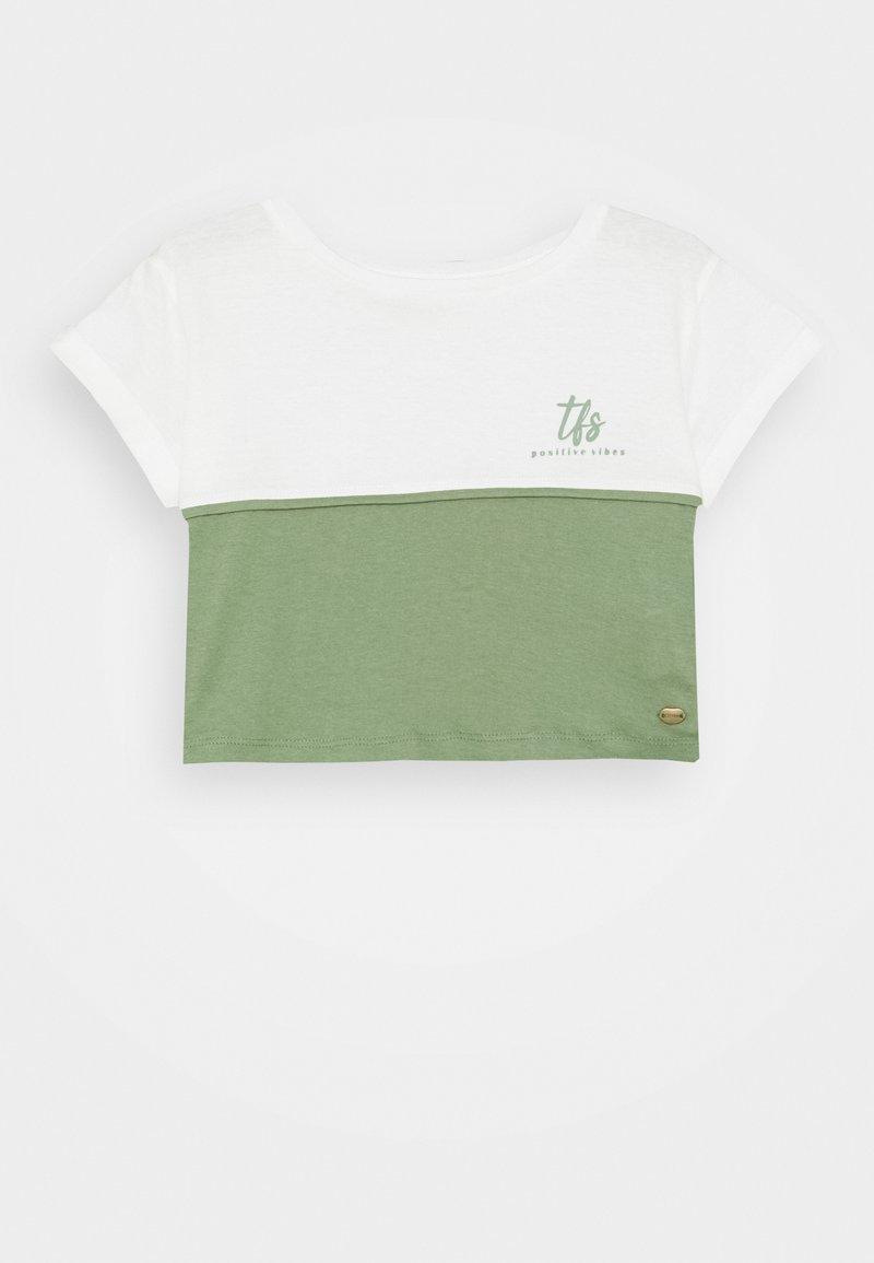 Tiffosi - ASHANTI - Print T-shirt - green
