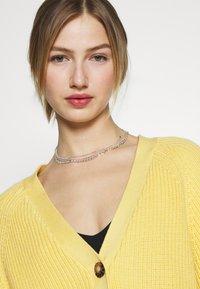 Monki - Vest - yellow - 3