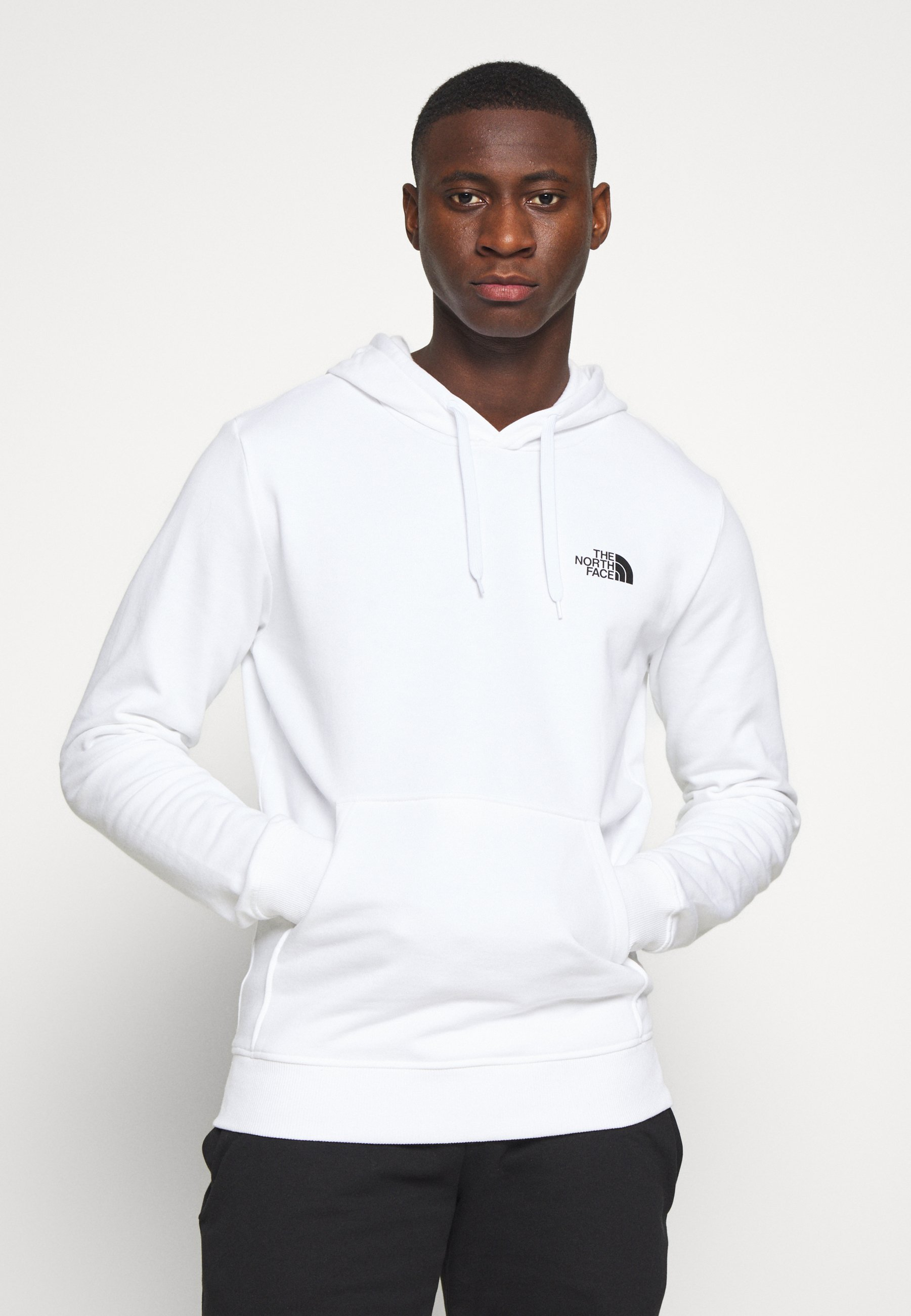 The North Face GEODOME HOODIE Kapuzenpullover whiteweiß