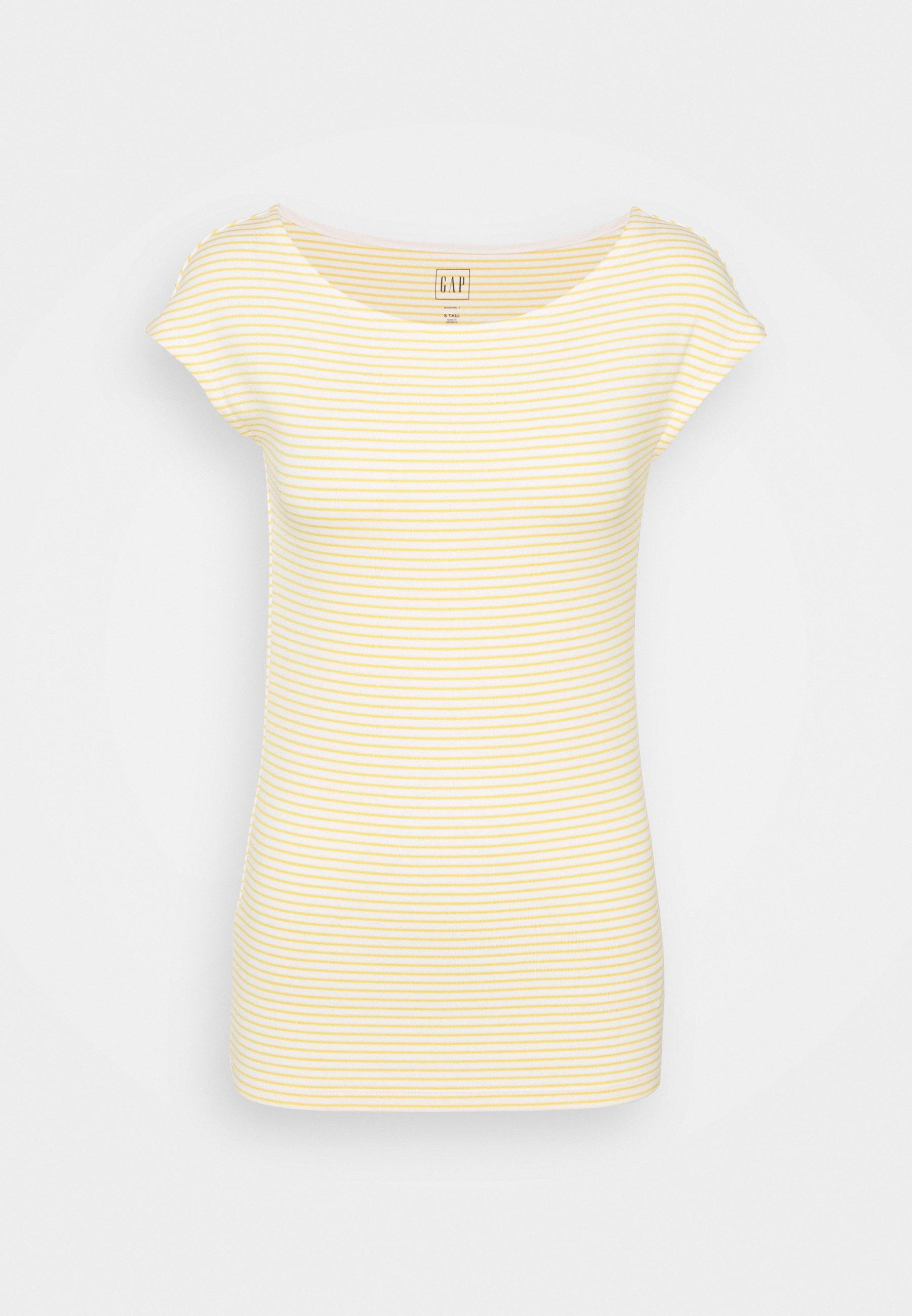 Women BATEAU STRIPE - Print T-shirt