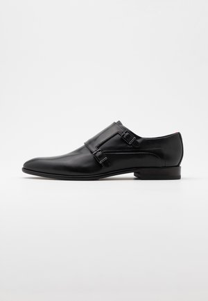 APPEAL MONK - Mocassini eleganti - black