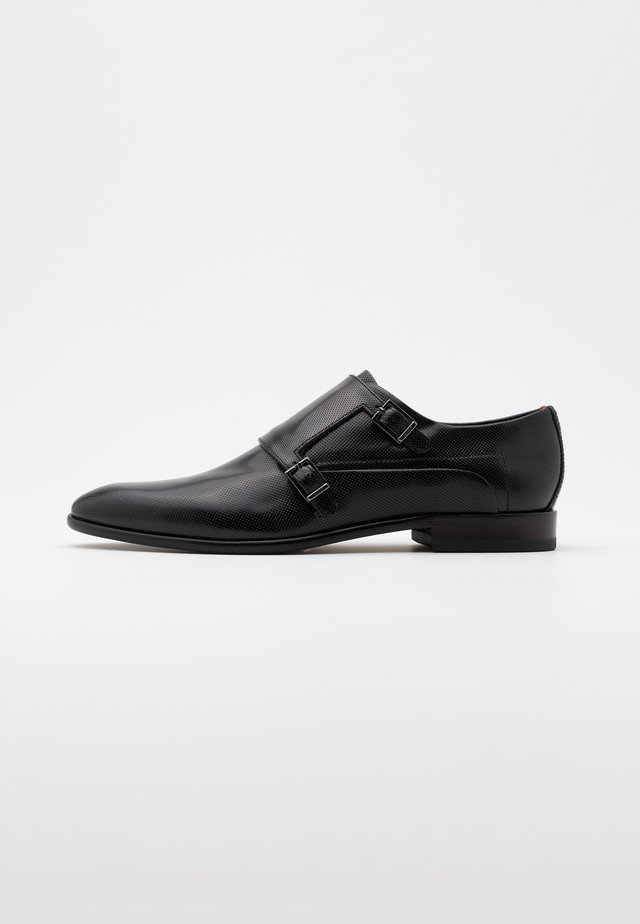 APPEAL MONK - Mocassins - black