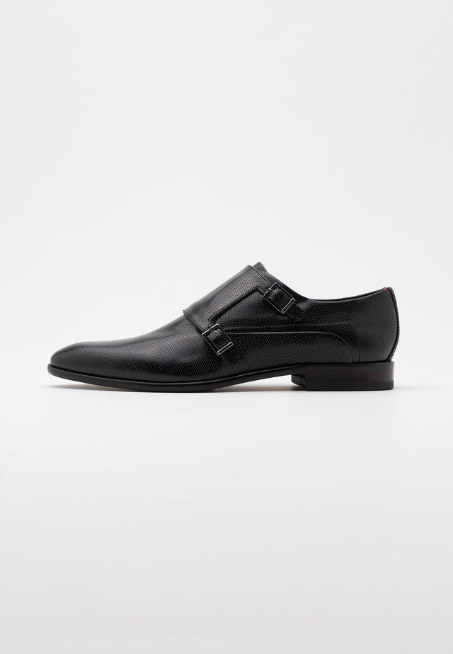 APPEAL MONK - Elegantní nazouvací boty - black