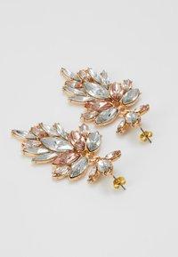 ONLY - ONLDROPSY EARRINGS - Earrings - gold-coloured/rose - 2