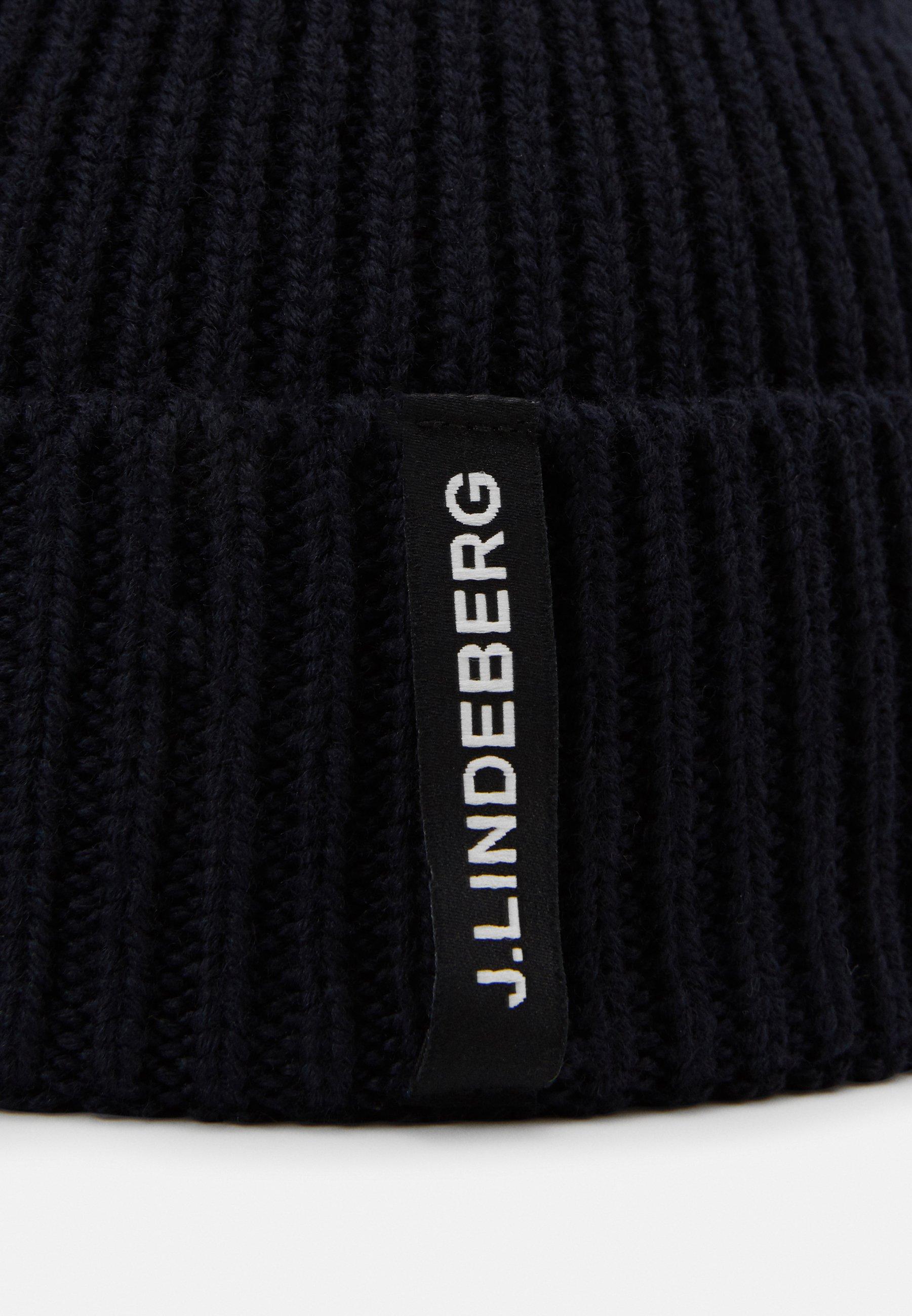 J.lindeberg Juan Beanie - Mütze Navy/dunkelblau
