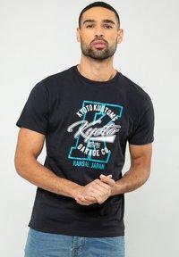 Threadbare - T-SHIRT GRAPHIC 3 PACK B - T-Shirt print - multi - 1