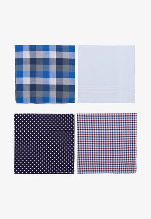 MIX HANKIE SET 4 PACK - Other - blue