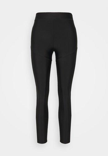 PANT - Leggings - Trousers - nero