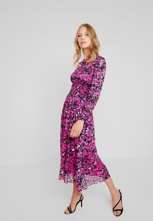 SANCIA DRESS - Vestito estivo - shadow garden pink
