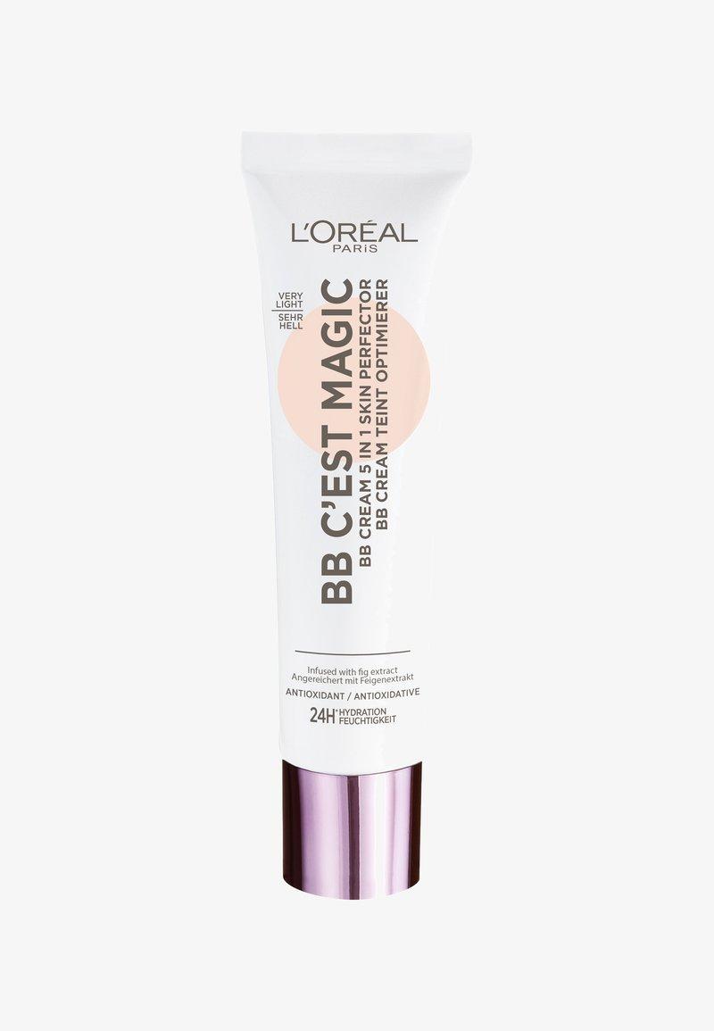 L'Oréal Paris - BB BLEMISH BALM CREAM BB C'EST MAGIQUE - BB cream - 01 sehr hell