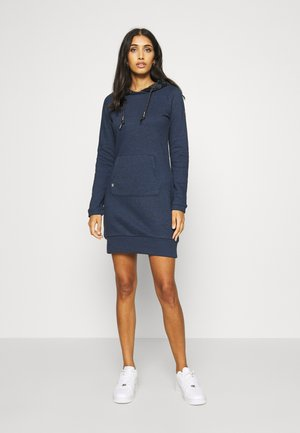BESS - Jersey dress - navy
