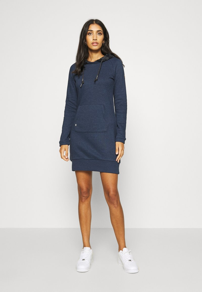 Ragwear - BESS - Jersey dress - navy