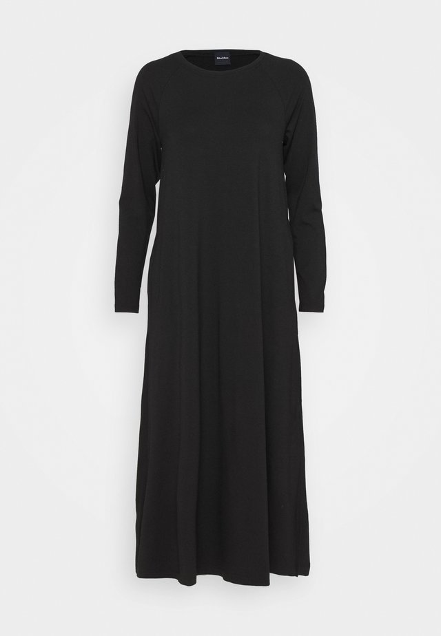 ANCONA - Maxi dress - schwarz