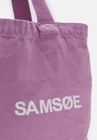 Samsøe Samsøe - FRINKA - Tote bag - purple jasper - 3