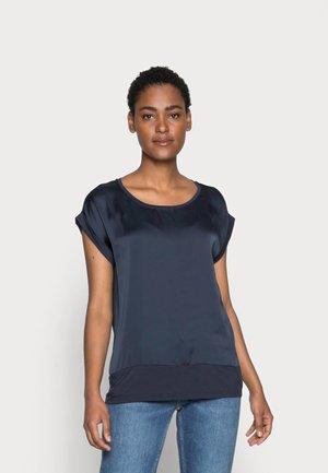 THILDE - T-shirt basic - navy