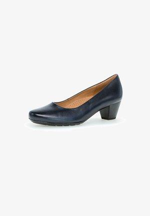 ELEGANTER - Classic heels - ocean