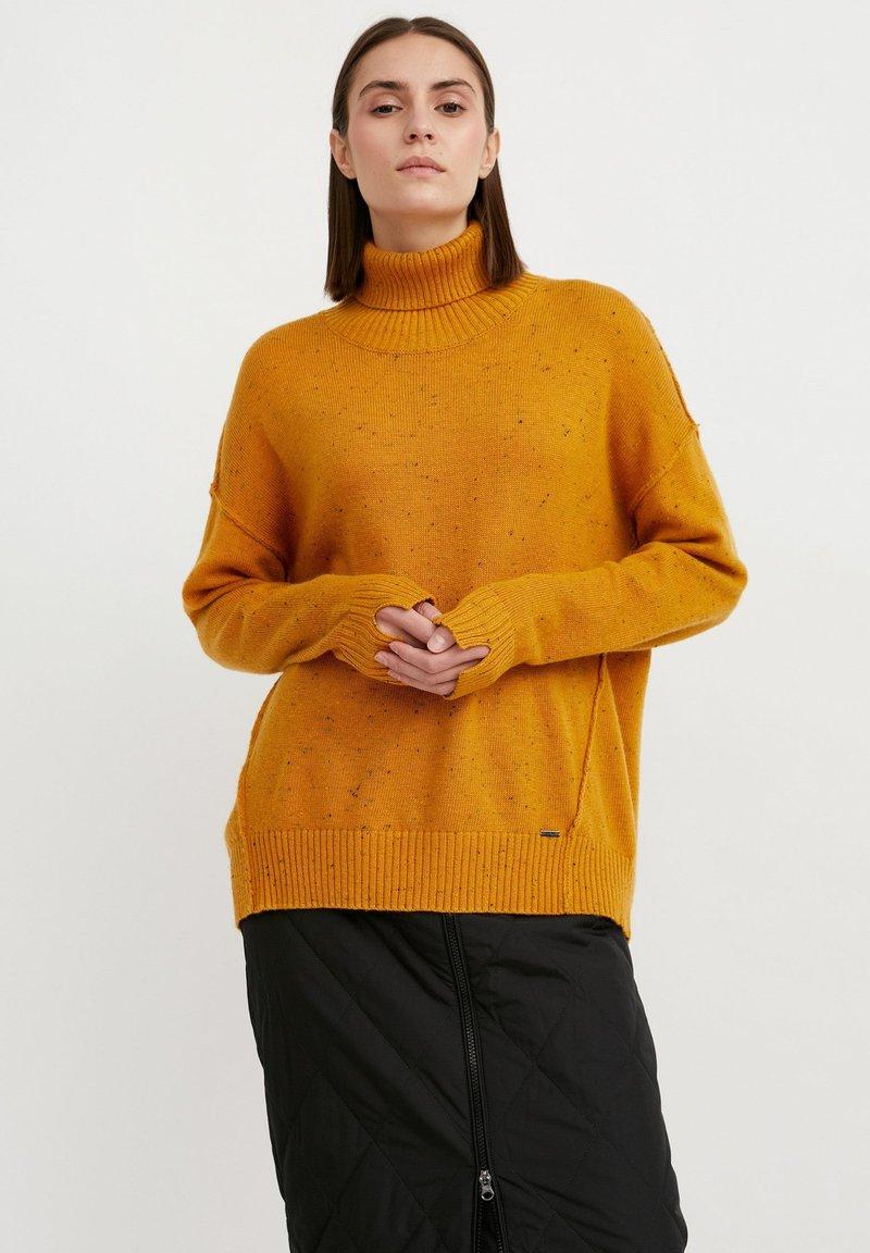 Finn Flare - Jumper - yellow
