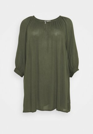 KCAMI TUNIC - Tunic - grape leaf