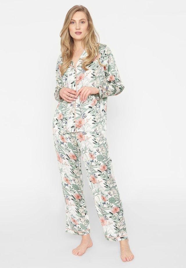 SET - Pyjama - chalk aop