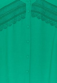 NAF NAF - HAMA - Button-down blouse - vert agathe - 2